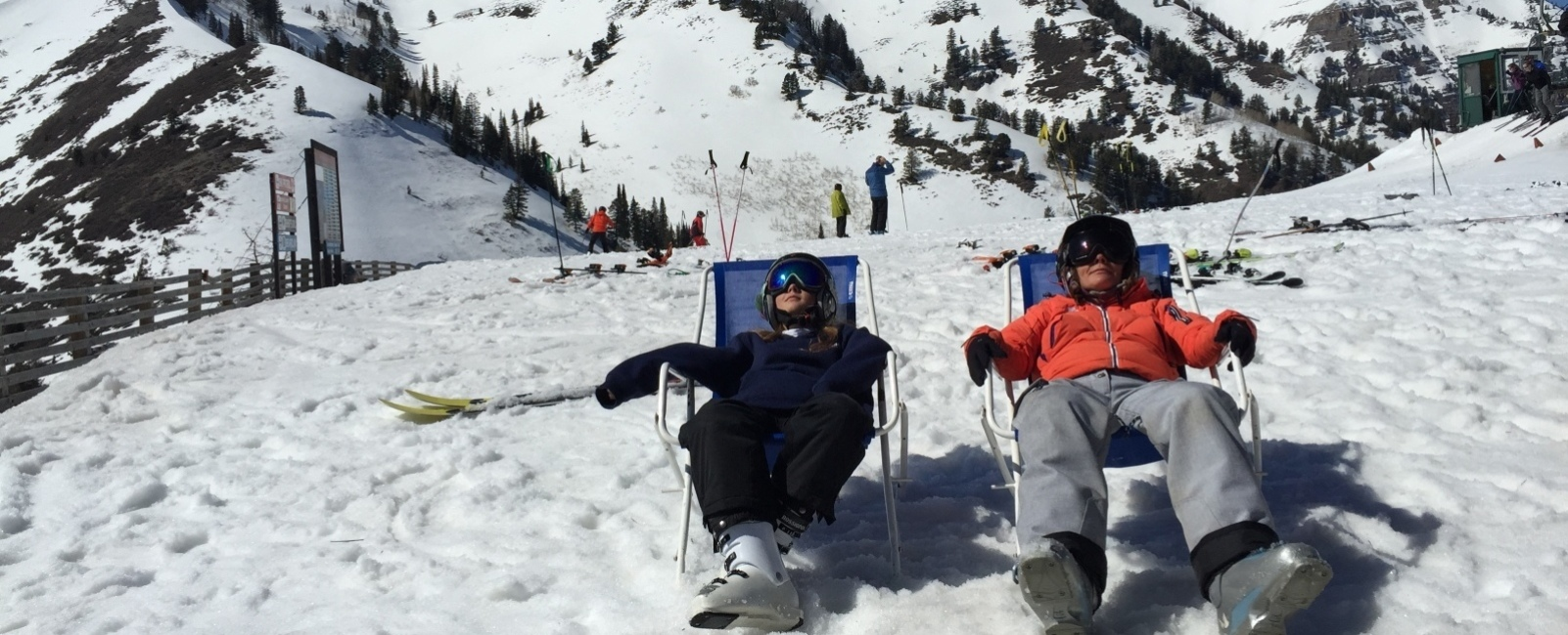 Spring Skiing...Great For Parents And Kids!