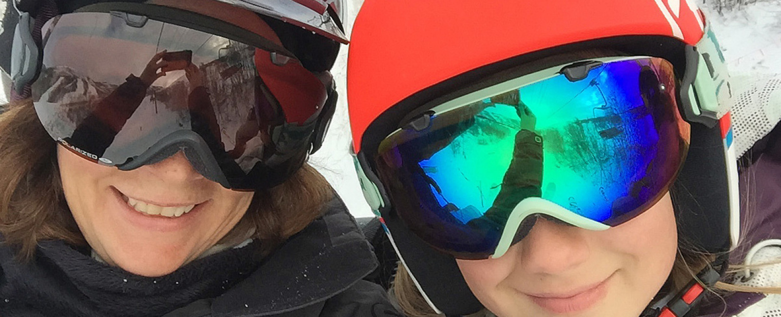 "How To Be A ""Cool"" Ski Mom"