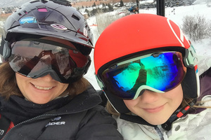 "How To Be A ""Cool"" Ski Mom  thumbnail"