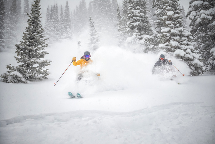 Top Ten Utah Powder Stashes