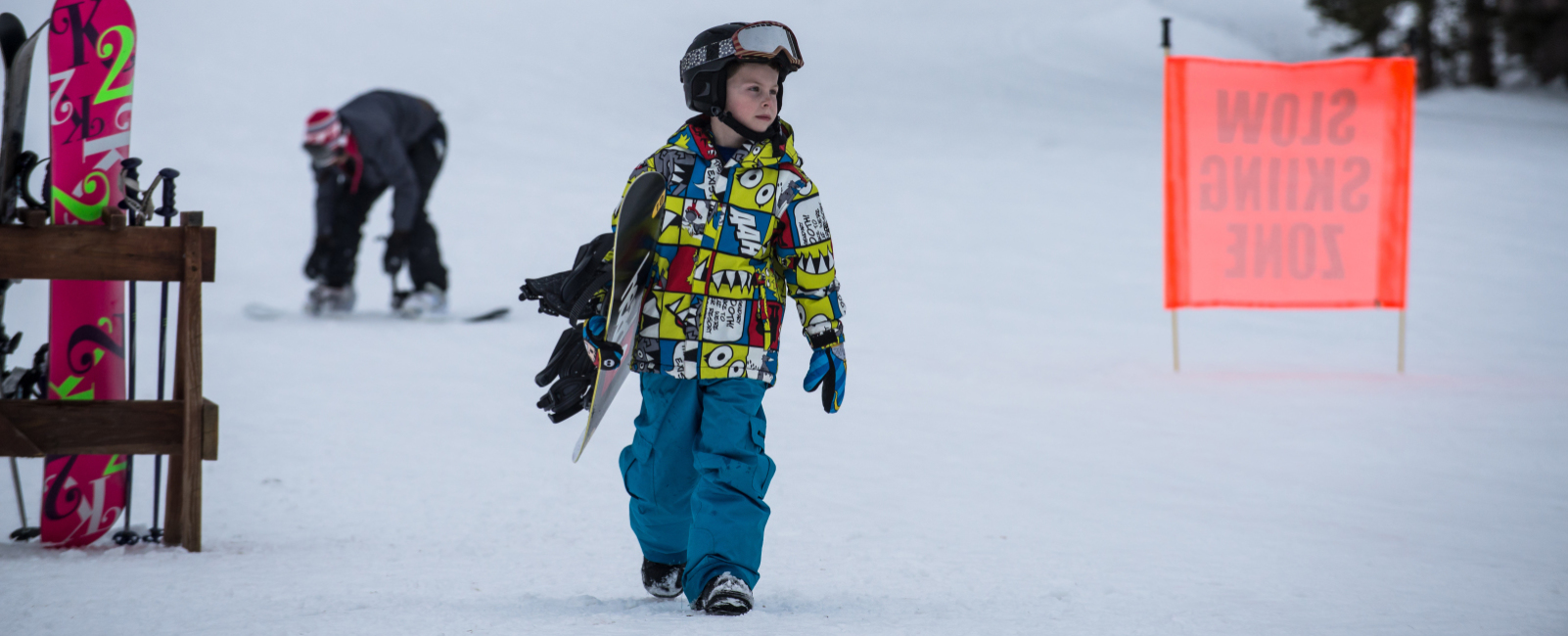 My Child Wants to Snowboard: What Now?