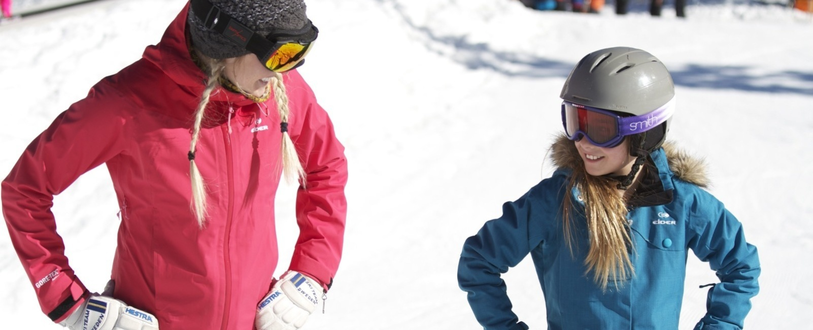 Everything You Should Know About Ski Lessons