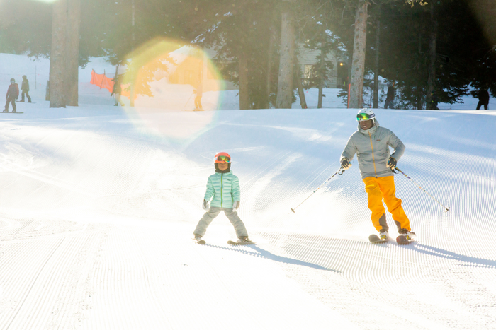 Where Do Kids Ski Free in Utah?