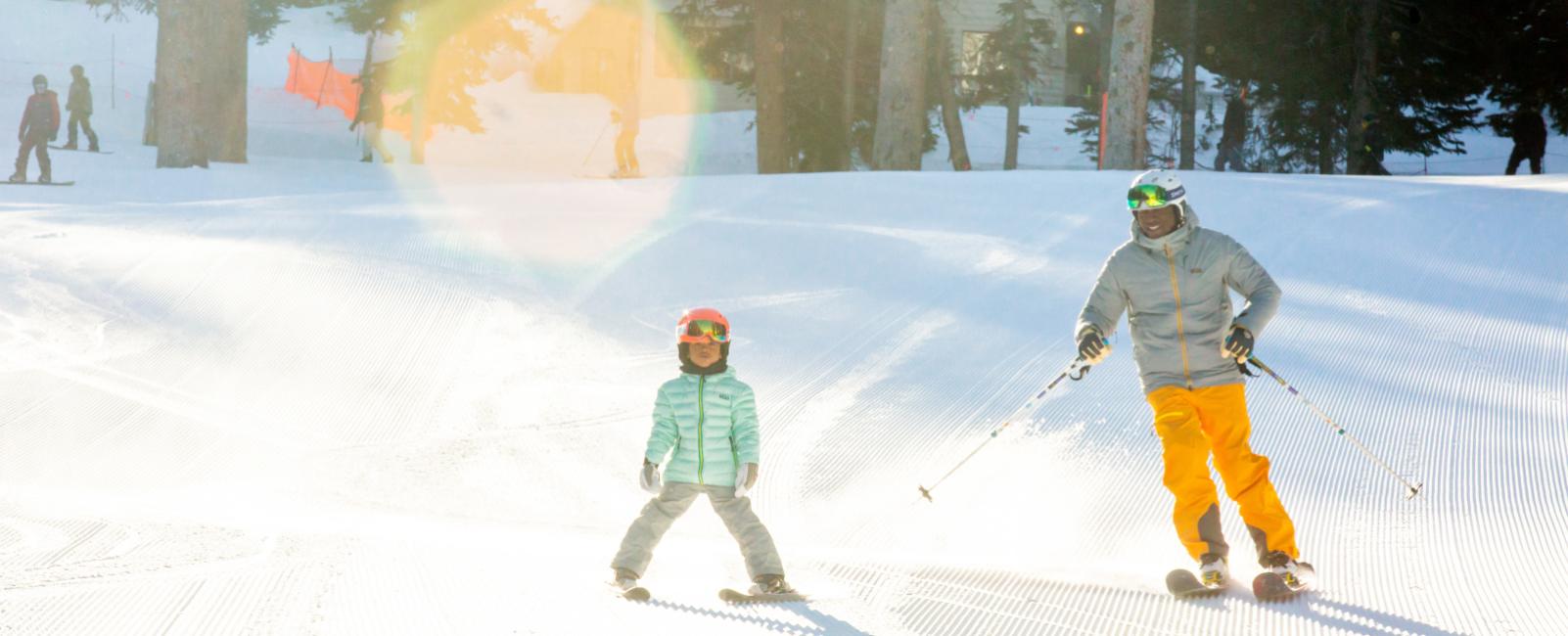 Where Do Kids Ski Free in Utah?