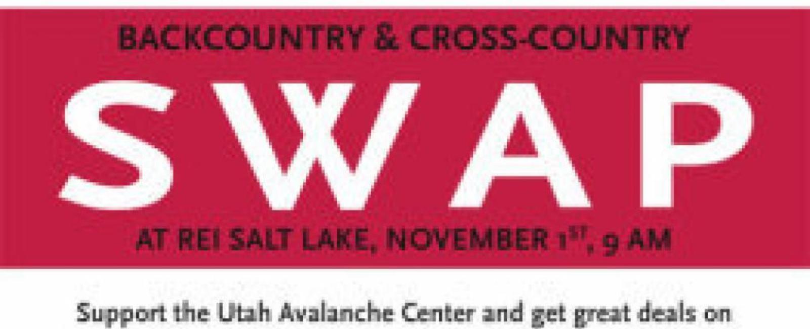 Utah Avalanche Center Gear Swap