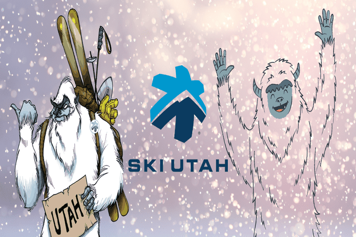 A Frigid Tale: The Ski Utah Yeti