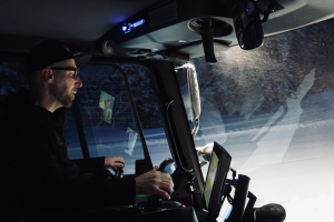 A Night in the Life of a Snowcat Driver: How Ski Slopes are Groomed thumbnail