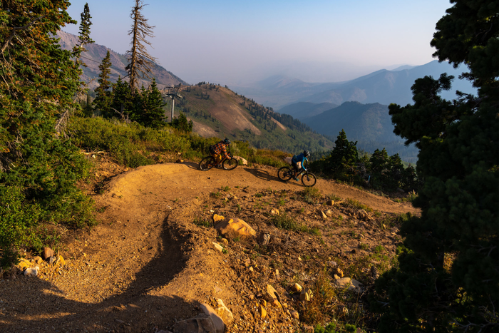 Catch A Lift: Utah's Lift-Served Mountain Biking