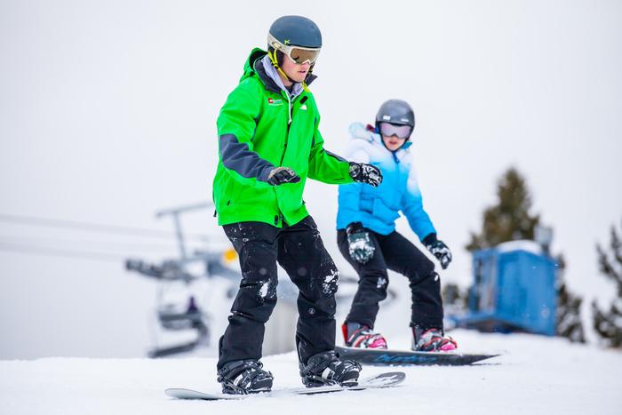 Beaver Mountain Ski School