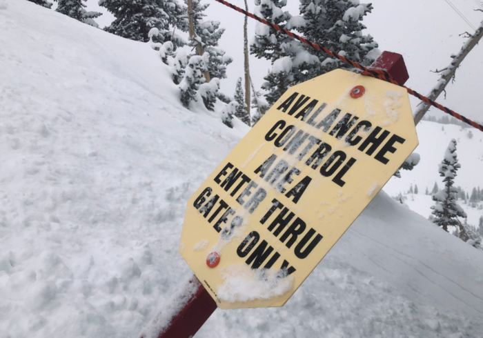 Ski Utah Article - Avalanche Controlpng