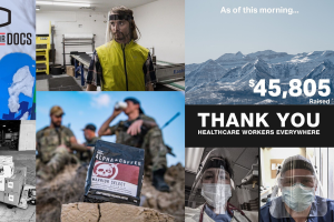 Good Vibes ~ Utah Companies Lend A Helping Hand With The Covid-19 Pandemic thumbnail