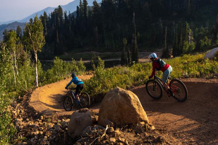 Guide to Mountain Biking at Powder Mountain