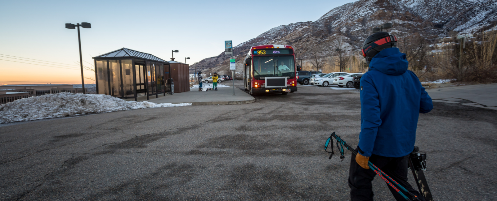 How To Ride The UTA Ski Bus - A Comprehensive Guide