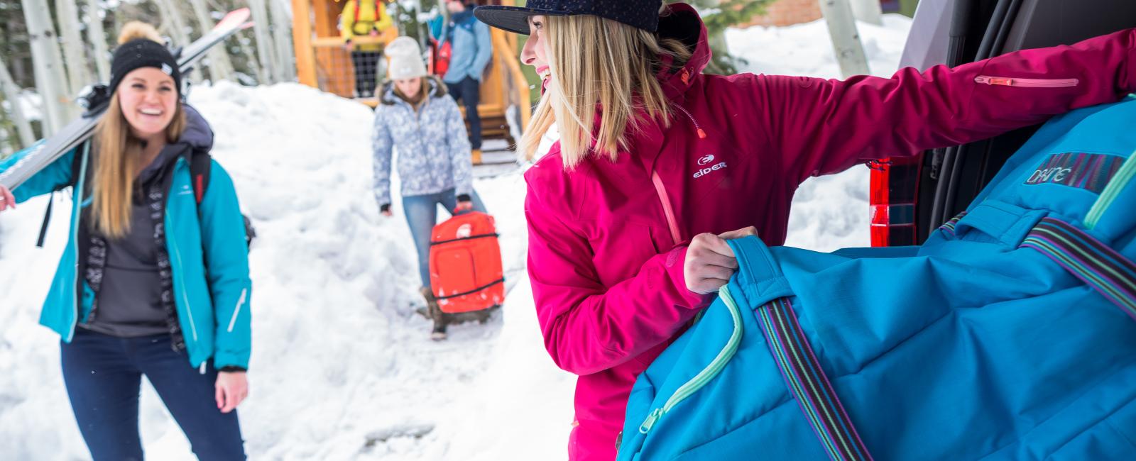 Ikon Pass: Utah Ski & Snowboard Trip Planning Kit