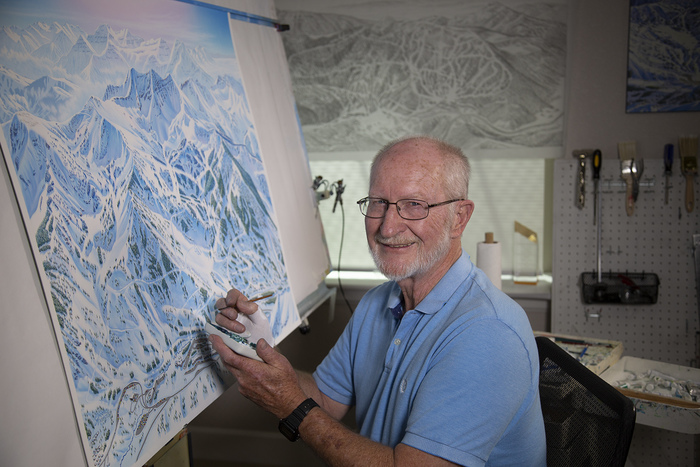 Jim Niehues - The Man Behind The Maps