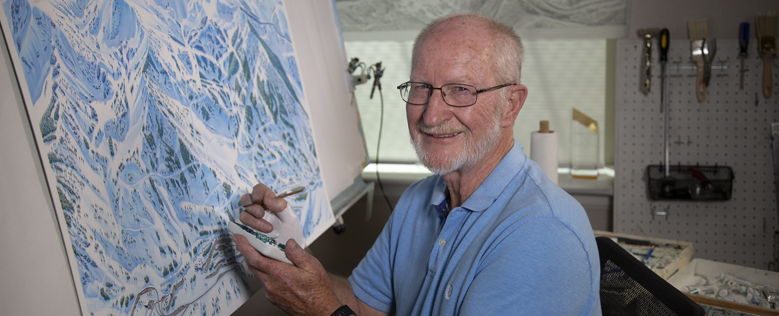 Jim Niehues - The Man Behind The Maps