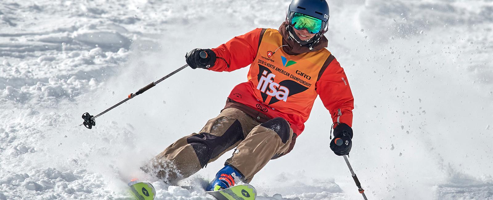 Meet The Future of Freeride Skiing & Snowboarding