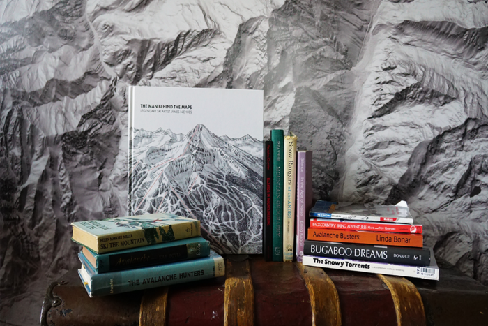 Read Up: The Best Books About Skiing & Snowboarding