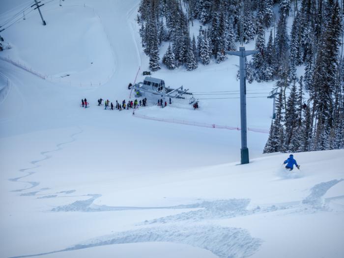 Ski Utah Article Image  - Eagle Pointpng