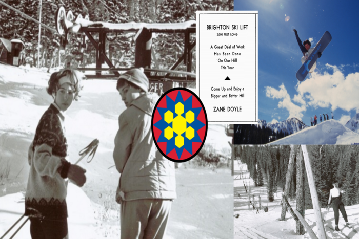 Ski Utah Resort Histories | Brighton Resort