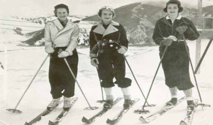 Ski Utah Article Image  - Ladies of Brightonpng