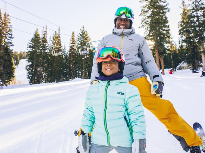 Ski Utah Article Image - Beginners at Brightonpng