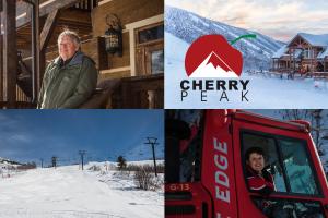 Ski Utah Resort Histories | Cherry Peak