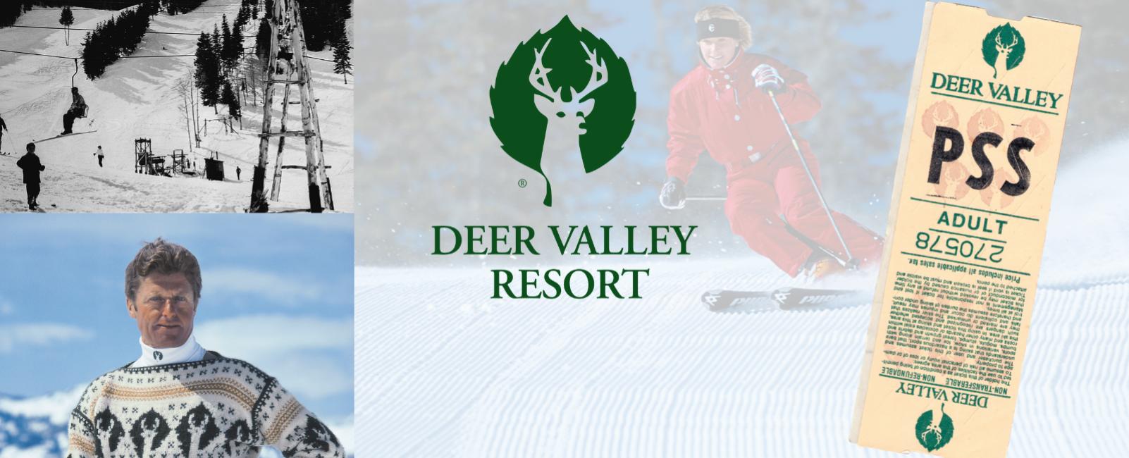 Ski Utah Resort Histories | Deer Valley Resort