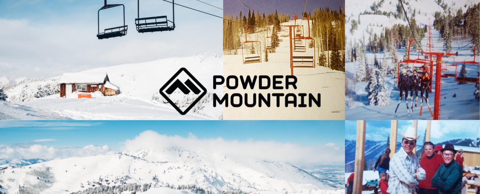 Ski Utah Resort Histories | Powder Mountain
