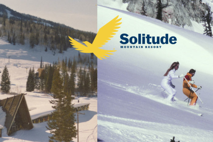 Ski Utah Resort Histories | Solitude Mountain Resort