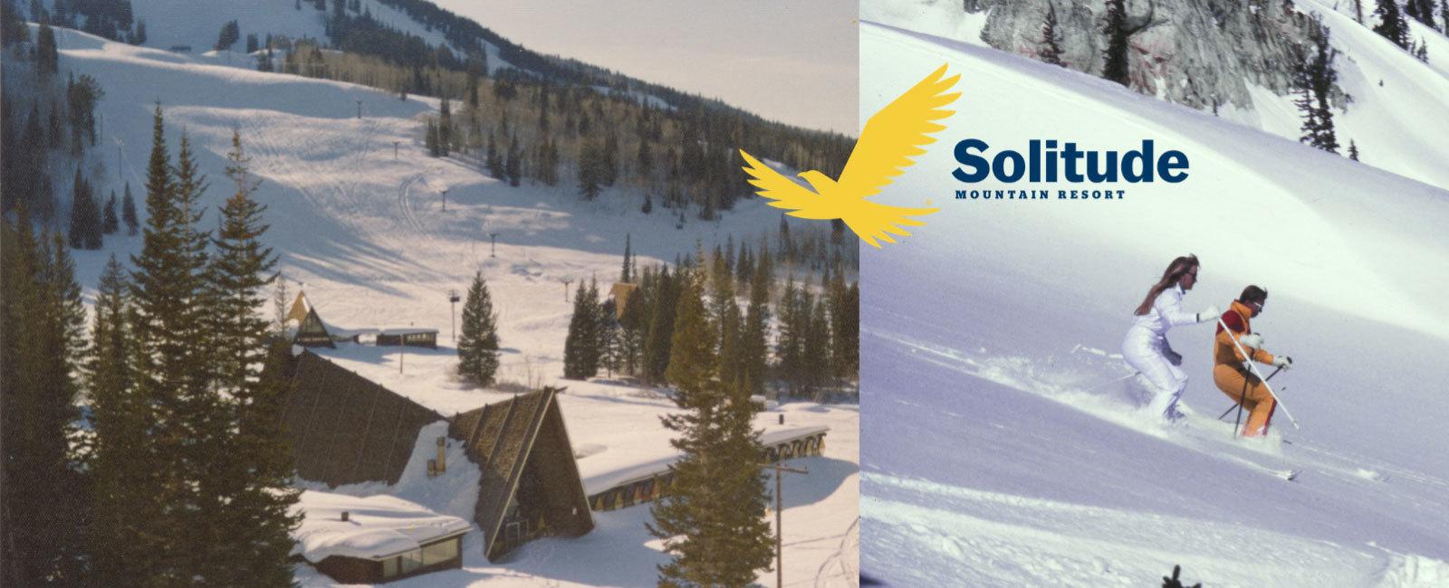 Ski Utah Resort Histories | Solitude Mountain Resort
