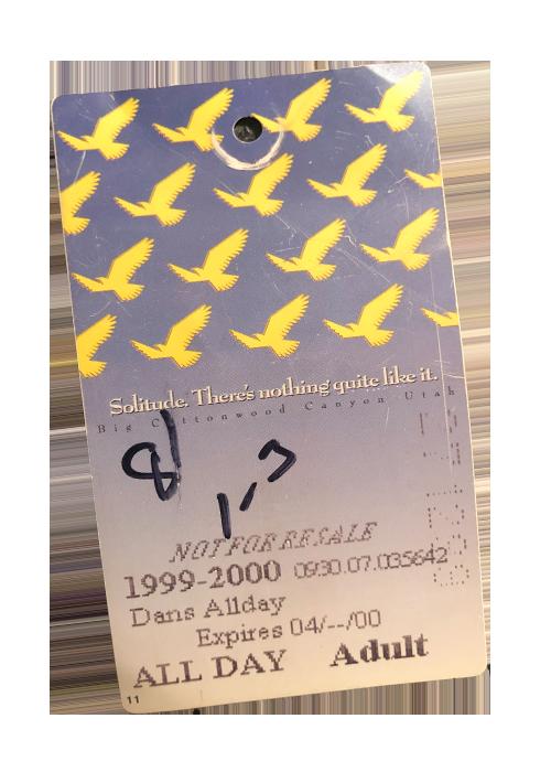 Solitude Ticketpng