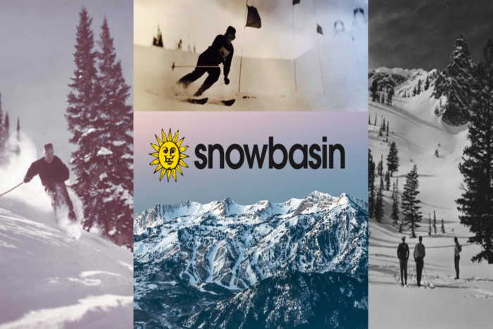 Ski Utah Resort Histories | Snowbasin Resort