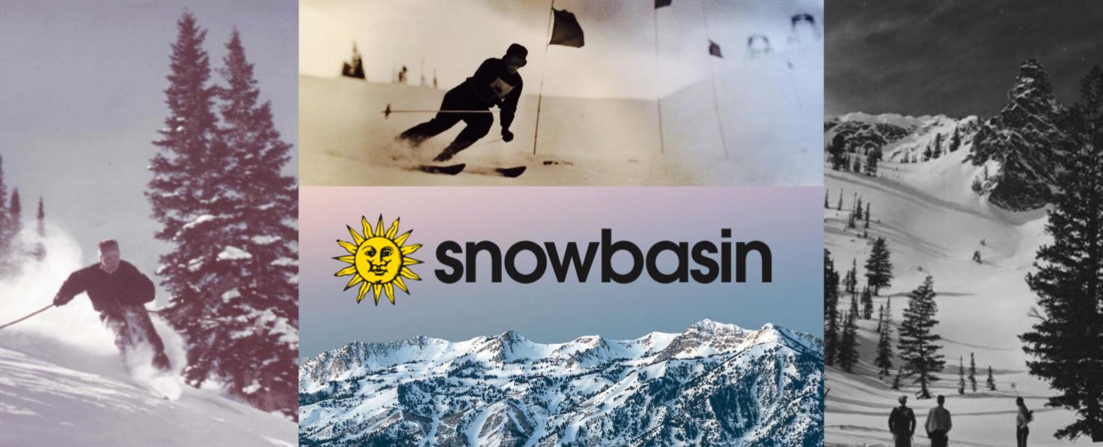 Ski Utah Resort Histories | Snowbasin Resort