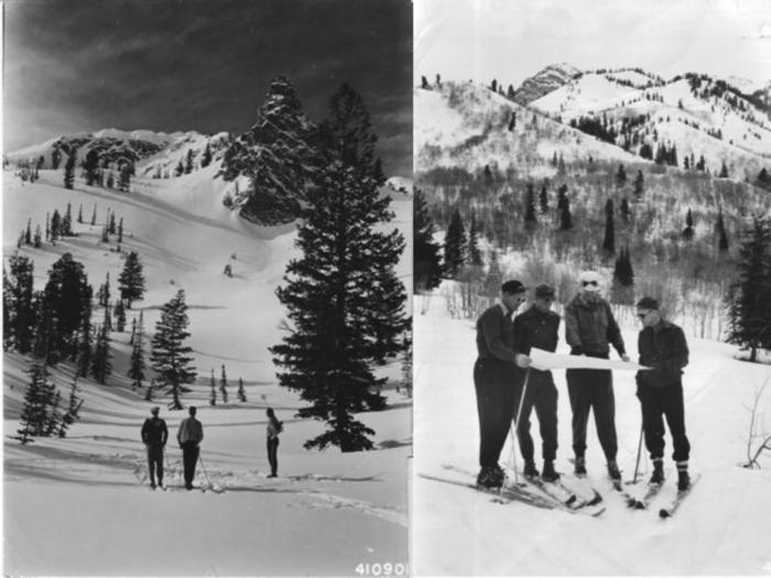 Ski Utah Article Image - Early Timespng