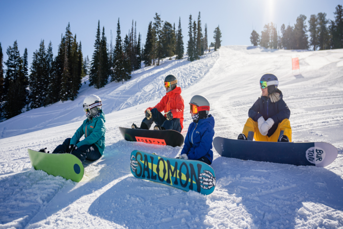 Family Ski Resort Guides - Everything Families Should Know About Skiing in Utah