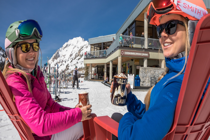 Sweet Treats On The Go: Ski-Up Snack Spots In Utah