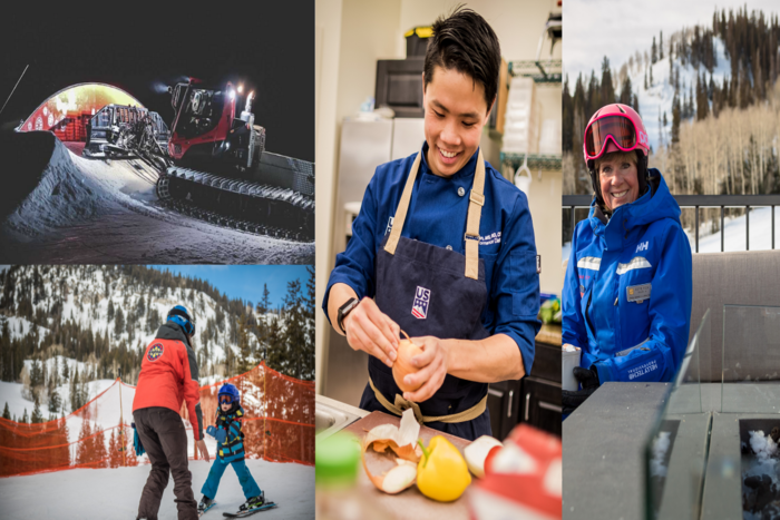 Switch Gears Into the Winter Sports Industry