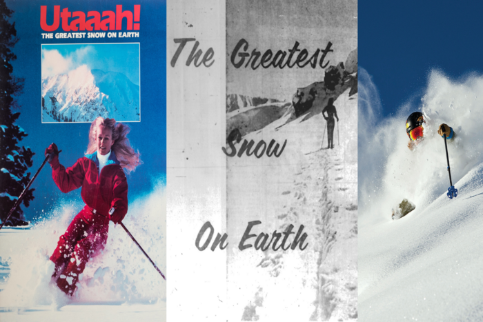 "The History of ""The Greatest Snow on Earth"""