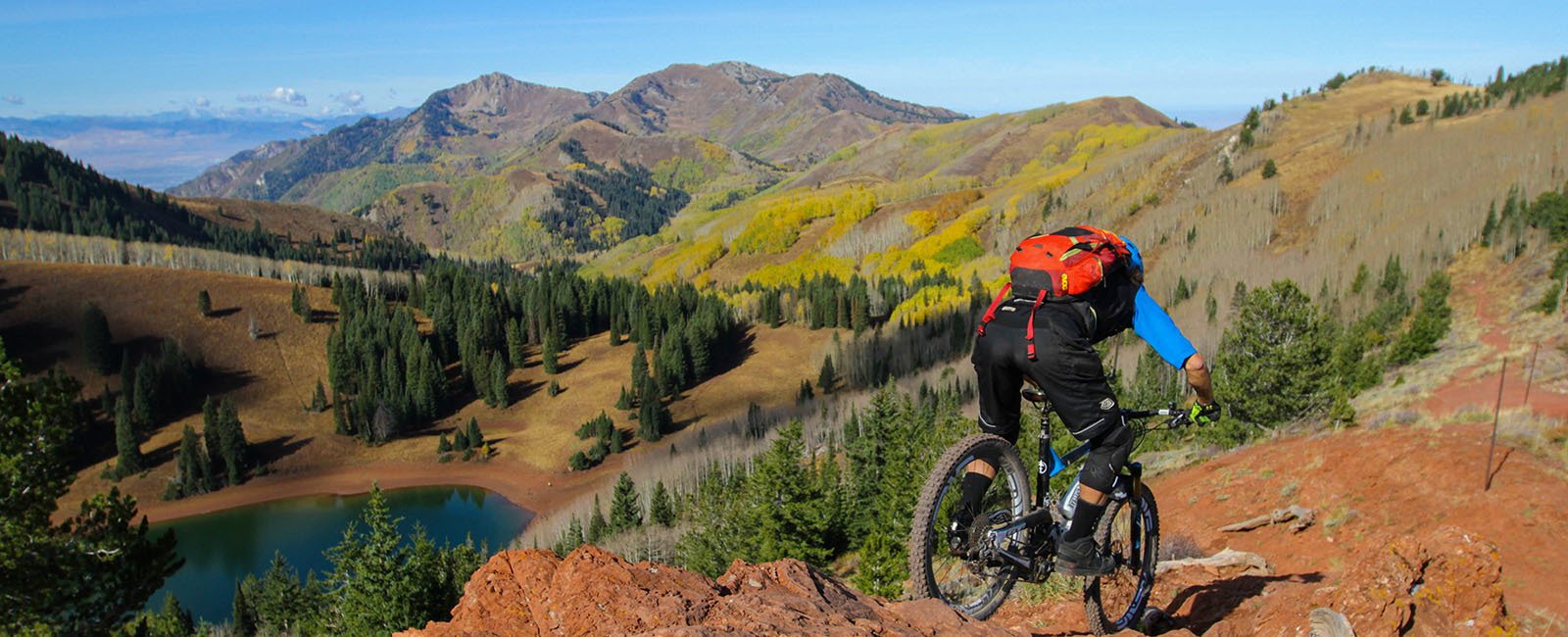 The Wasatch Crest Mountain Bike Trail: Salt Lake's Finest Ride