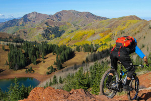 The Wasatch Crest Mountain Bike Trail: Salt Lake's Finest Ride thumbnail
