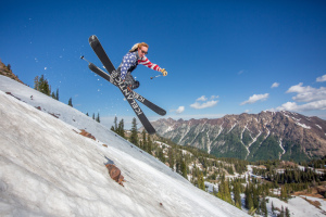 Utah Wraps Up Historic Ski Season with 4th of July Skiing thumbnail