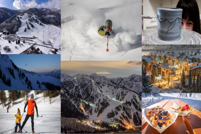 Why Winter in Utah is Tops