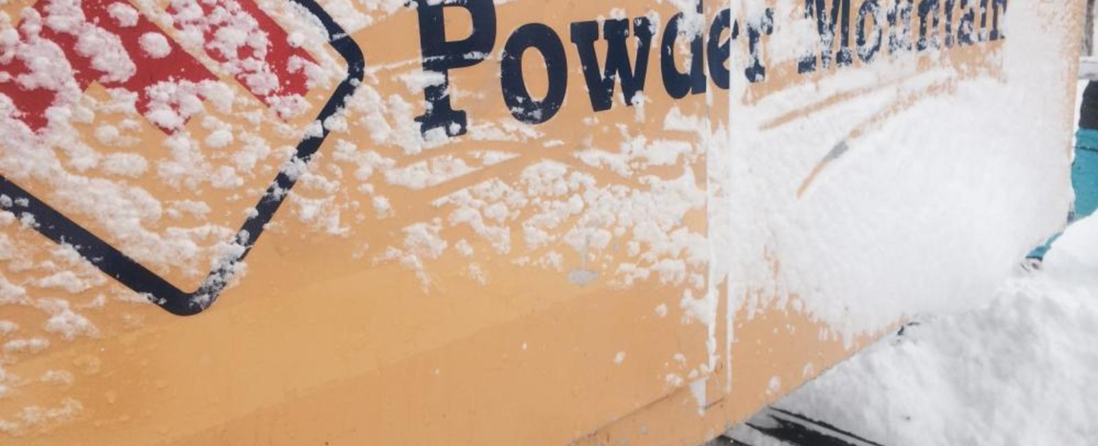 A promise delivered at Powder Mountain