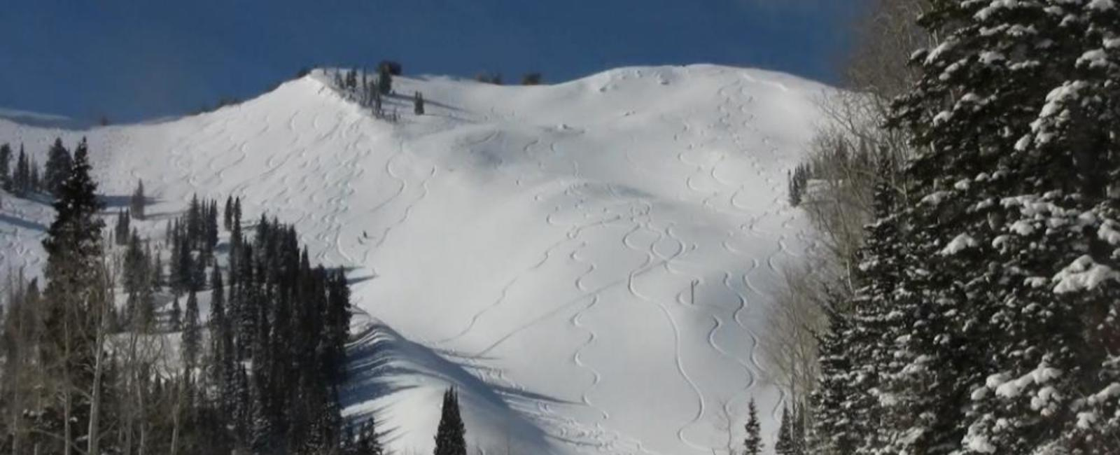 Canyons Resort - Great backcountry access!