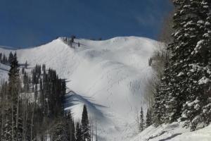 Canyons Resort - Great backcountry access! thumbnail