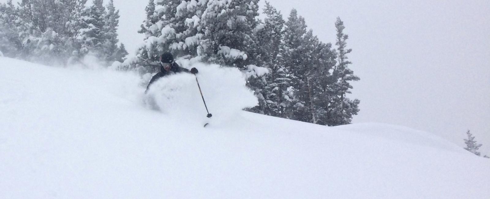 Utah Ski Season Starts with a BANG! (Video)