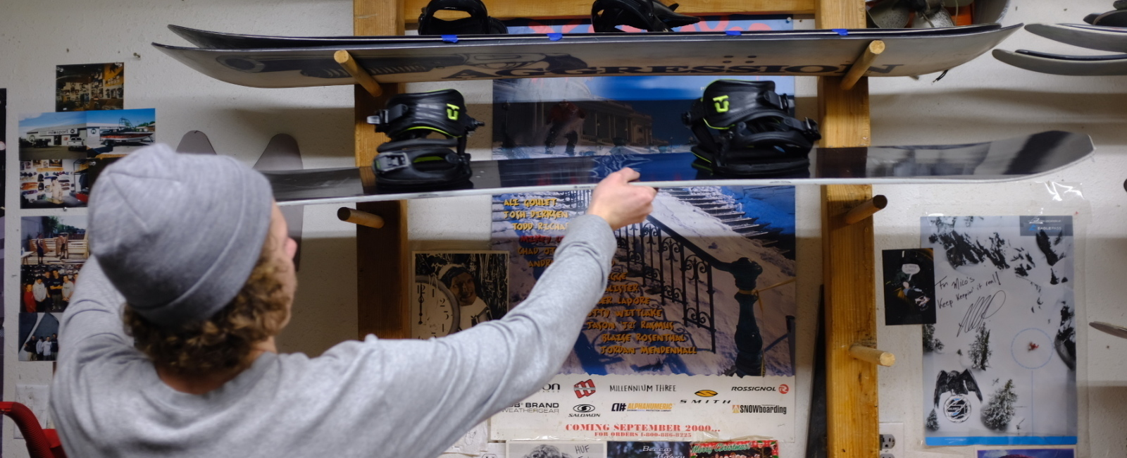 Tips for Prepping your Snowboard Gear