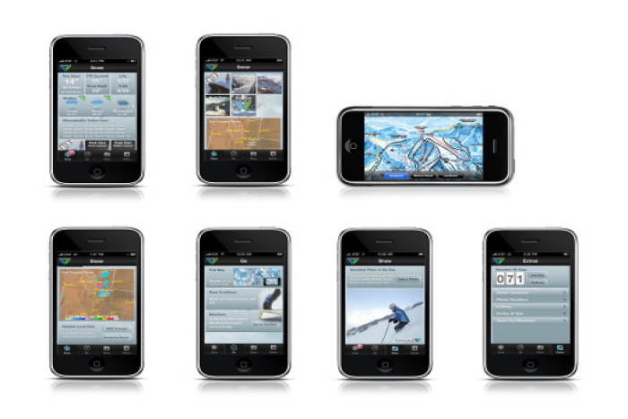 The Snowbird iPhone App