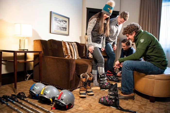 Ski Butlers Custom Fitting